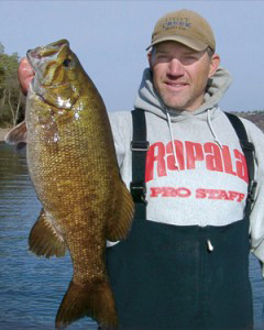 St. Croix River smallmouth bass